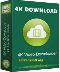 4K Video Downloader Crack 4.17.2.4460 With Key Download [Latest]