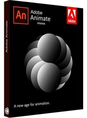 Adobe Animate CC 2021 Crack download from allcracksoft.org