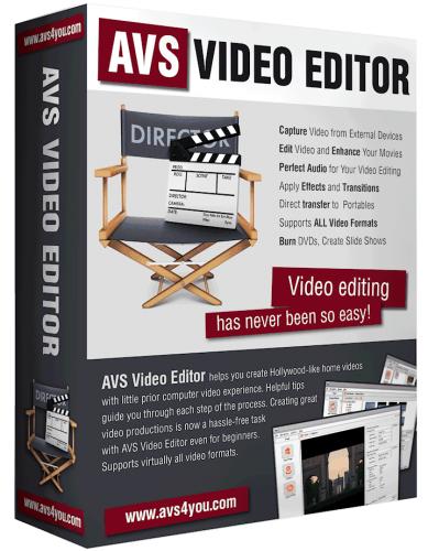 AVS Video Editor 9.4.4.375 Crack Plus Activation Key download from allcracksoft.org