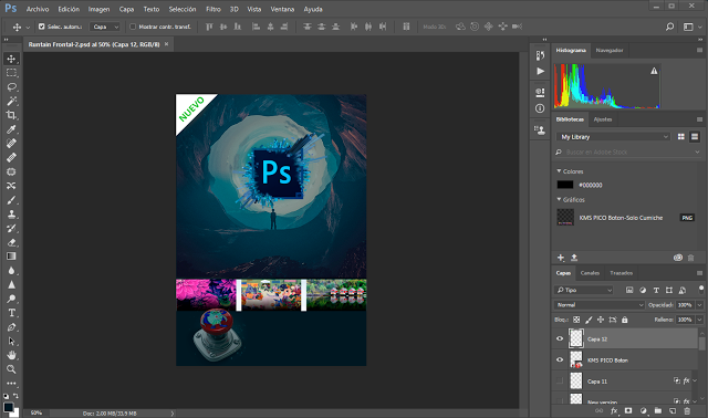 Adobe Photoshop CC 2017 download from allcracksoft.org