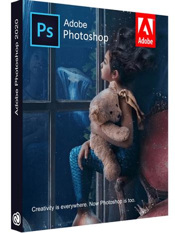 Adobe Photoshop CC 2021 Crack downlad from allcracksoft.org