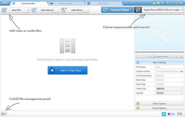 Any Video Converter Pro 7.1.0 download from allcracksoft.org