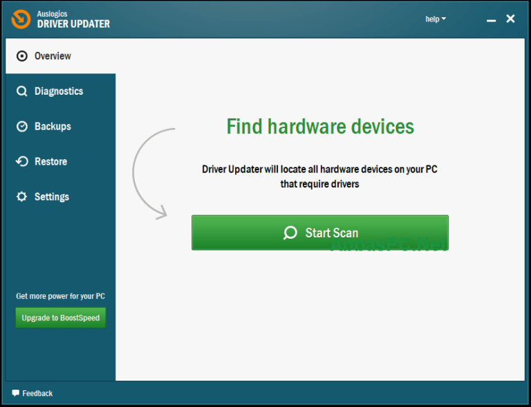 Auslogics Driver Updater download from allcracksoft.org
