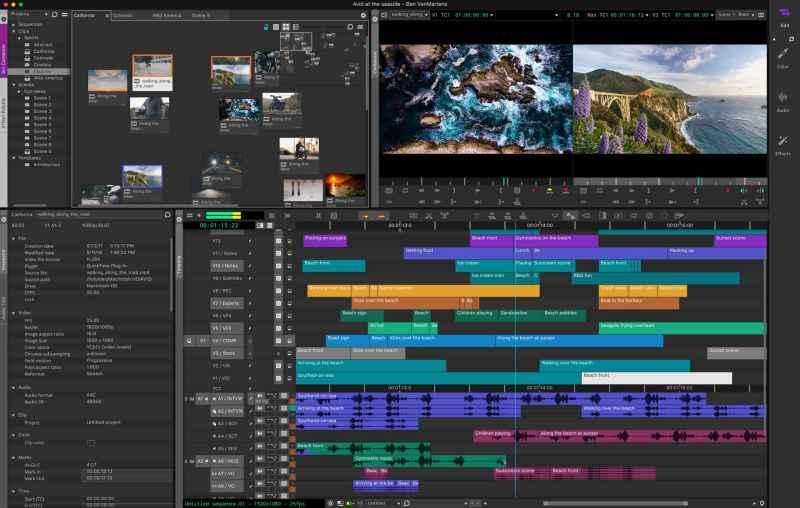 Avid Media Composer 2021.3.0 Crack download from allcracksoft.org