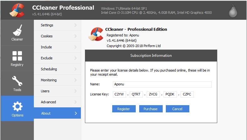 Pc Cleaner Pro License Key Generator
