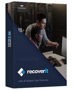 Wondershare Recoverit download from allcracksoft.org