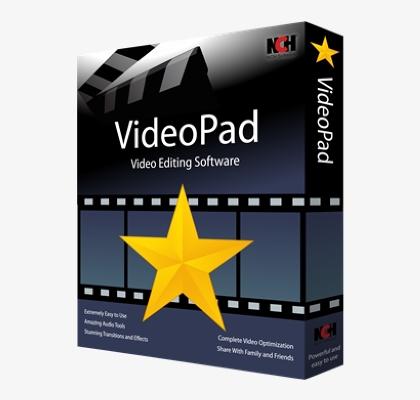 Videopad Video Editor + Crack download from allcracksoft.org
