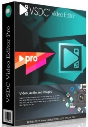 VSDC Video Editor Crack + License Key 2021 download from allcracksoft.org