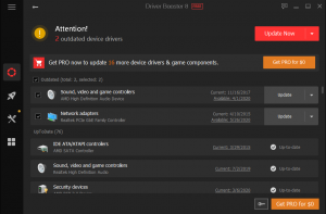 IObit Driver Booster Pro 8.4.0.496 Crack DOWNLOAD FROM ALLCRACKSOFT.ORG