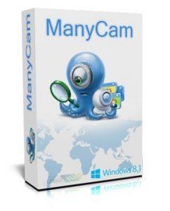 Manycam Pro 7.8.6.3 Crack download from allcracksoft.org