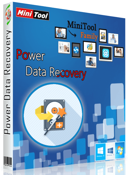 MiniTool Power Data Recovery 10.2 Crack full 2022 download from allcracksoft.org